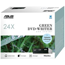 ASUS DRW-24D5MT 24X SATA DVD Writer with M-DISC Support