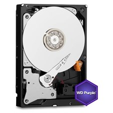 WD Purple 1TB Surveillance Hard Disk Drive - Intellipower SATA 6 Gb/s 64MB Cache 3.5 Inch - WD10PURZ