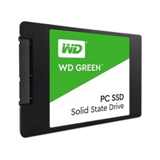 Western Digital (WD) Green 240GB PC Solid State Drive (SSD) - WDS240G1G0A
