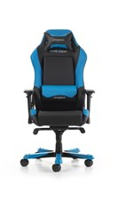 Iron Series Gaming Chair. Color: Black / Blue , GC-I11-NB-S2