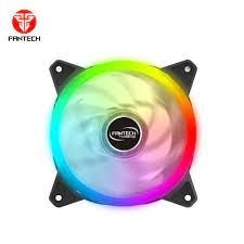 FANTECH FC-124 Dual Side Illuminated Turbine 120mm RGB Ring Fans