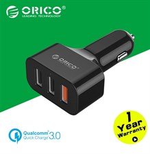 ORICO 3 Port QC3.0 Car Charger (UCH-Q3)