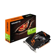 Gigabyte GeForce GT 1030 OC 2GB Graphics Card - GV-N1030OC-2GI