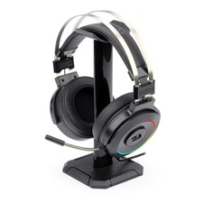 H320 LAMIA-2 USB Gaming Headset with RGB Lighting, Virtual 7.1 Surround Sound (WITH FREE HEADSET STA