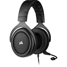 Corsair HS50 PRO STEREO Gaming Headset — Carbon (AP)