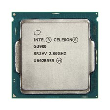 Intel Celeron G3900 2.8GHz 2M Cache | CPU LGA1151 | Tray Pack (without retail pack)