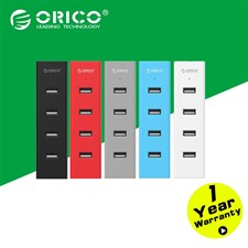 ORICO H4013-U2-BK 4 Port USB 2.0 Hub for Windows XP / Vista / 7 / 8 / 10 / Linux / Mac OS