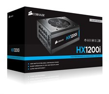 Corsair HX1200i High-Performance ATX Power Supply  1200 Watt 80 Plus