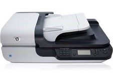 HP Scanjet N6350 Networked Document Flatbed Scanner - L2703A