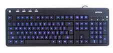 A4 Tech KD-126 Backlight Keyboard