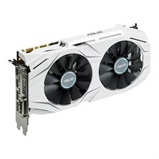 ASUS Dual-fan Radeon RX 480 4GB OC Edition AMD Gaming Graphics Card