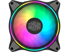 Cooler Master MasterFan MF120 Halo Addressable RGB 120mm Case Fan