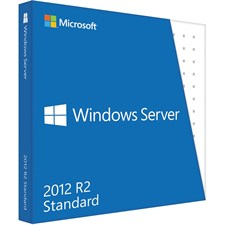 Microsoft Windows Server Standard 2012 R2