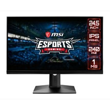 MSI Optix MAG251RX 24.5 inch Fast IPS 240hz HDR Gaming Monitor