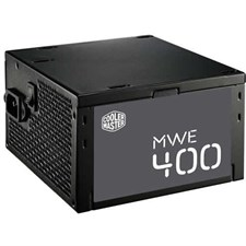 Cooler Master MWE 400 - 400 Watt Active PFC Power Supply (MPW-4002-ACABW)