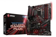 MSI MPG Z390 GAMING PLUS Motherbaord