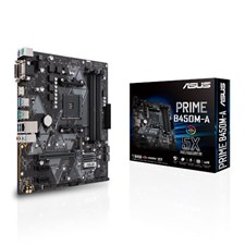 Asus PRIME B450M-A AMD AM4 mATX Motherboard
