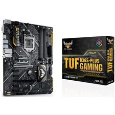 Asus TUF B365-PLUS GAMING Intel B365 ATX Gaming Motherboard