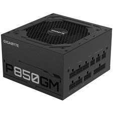 Gigabyte P850GM 850W 80 PLUS Gold Certified Fully Modular Power Supply PSU