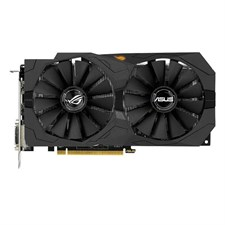 ASUS ROG STRIX Radeon RX 470 4GB OC Edition AMD Gaming Graphics Card