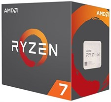 AMD RYZEN 7 1800X Socket AM4 95W Desktop Processor