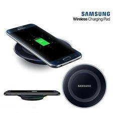 Qi Wireless Fast Charging Pad For Samsung Galaxy S6/S6 Edge Plus+/Note 5