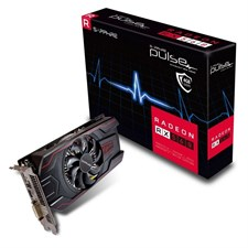 SAPPHIRE PULSE Radeon RX 560 4GD5 128-Bits GDDR5  Graphic Card