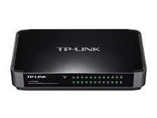 Tp-Link TL-SF1024M 24-Port 10/100Mbps Desktop Switch