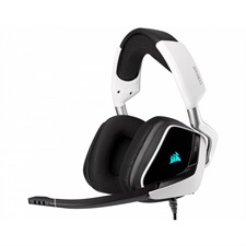 CORSAIR VOID RGB ELITE USB Gaming Headset — White