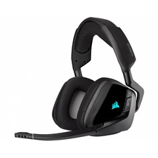 Corsair VOID RGB ELITE Wireless Premium Gaming Headset with 7.1 Surround Sound — Carbon (AP)