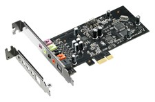 ASUS XONAR SE 5.1 PCIe Gaming Sound Card