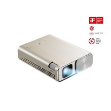 ASUS ZenBeam Go E1Z 150 Lumens WVGA Micro USB/Type-C 6400mAh Pocket LED Projector