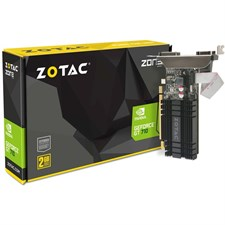 Zotac GeForce® GT 710 2GB ZT-71302-20L Graphics Card